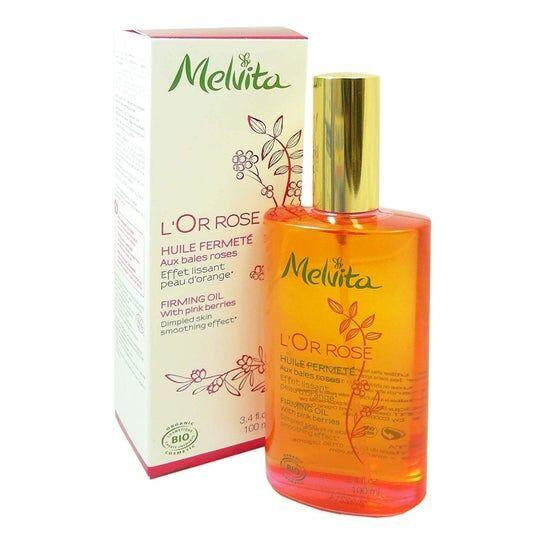 Melvita L'Or Rose Huile Fermeté 100 ml