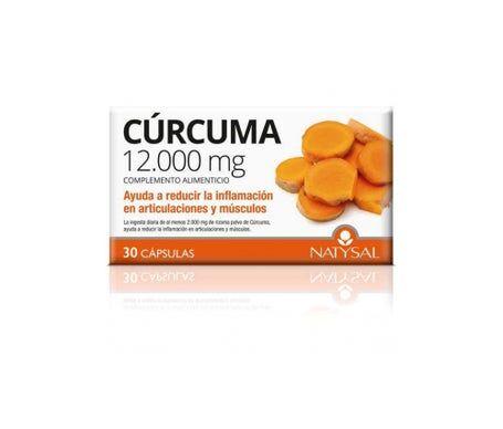 Natysal Curcuma 12000 Mg 30caps *
