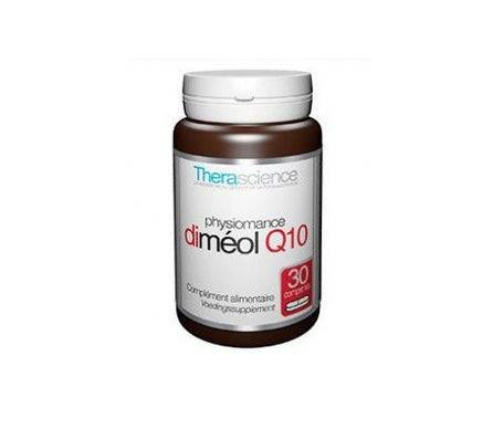 Physiomance Therascience Physiomance Dimeol Q10 237 90 capsules