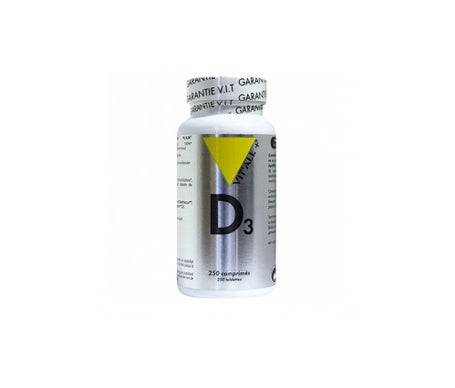 Santiveri Vitamine D3 Légumes 100Cpr