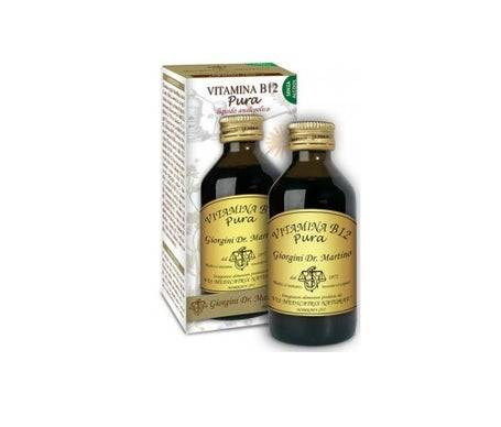 Dr. Giorgini VITAMINE B12 PURE 100ML LIQ AN