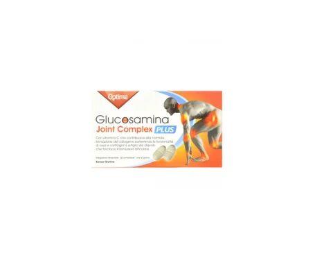 Optima GLUCOSAMINE AVEC VITAMINE C 30CPR