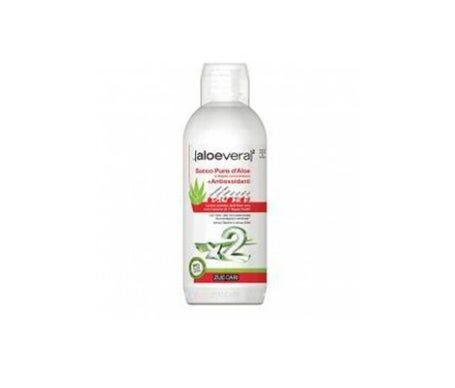 ZUCCARI Aloevera2 P Jus de fruits Aloe+Antioss