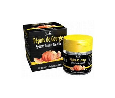 Sidn SID Nutrition Phytoclassics Pépins de Courge 30 gélules