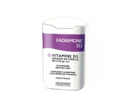 3M Fadiamone D3 Complment Alimentaire Boite De 30 Comprims
