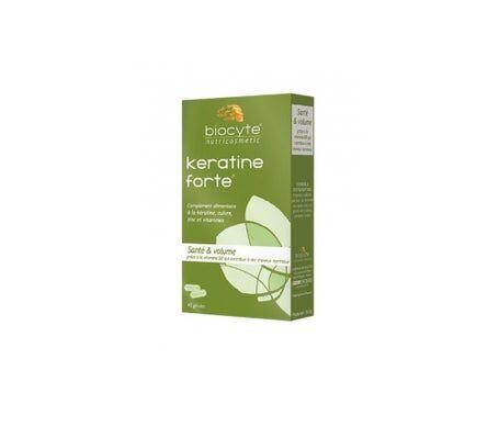 Biocyte Keratine Forte Santé & Volume 40 gélules