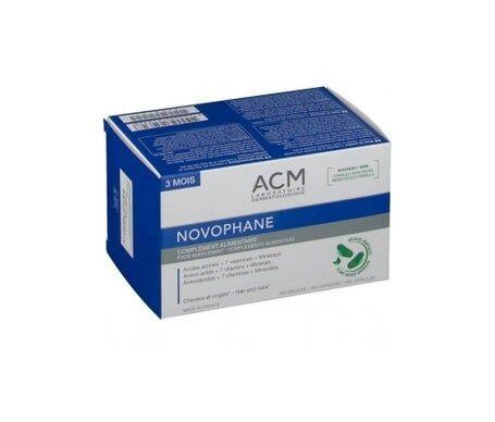 ACM Novophane Cheveux et Ongles 180 gélules