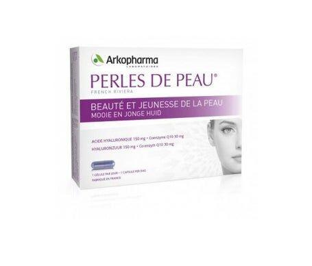 Arkopharma Perles De Peau Acide Hyaluronique Coenzyme Q10 30 Gélules