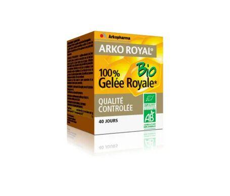 Arkopharma [arret / produit froid] Arkopharma Arko Royal Gel'e Royale Bio Pot 40 g