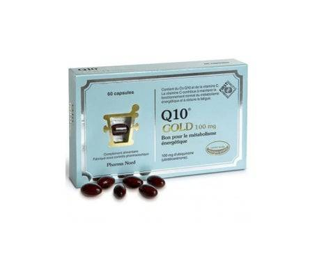 Pharma Nord Q10 Gold 100mg 60 comprimés