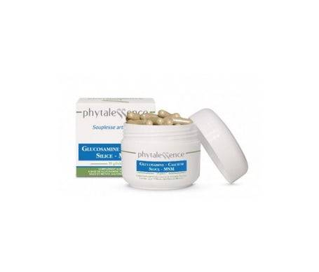 Phytalessence Glucosamine Calcium Silice MSM 30 gélules