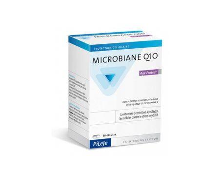 Pileje Microbiane Q10 Age Protect 30 gélules