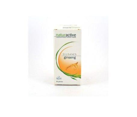 Naturactive Elusanes ginseng 60 gélules
