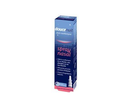 Douce Nuit Anti Ronflement Spray Nasal 10mL