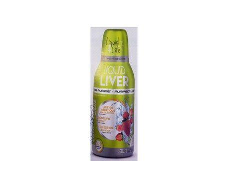 Eric Favre Santé Liquid Liver Foie Purifié 500ml
