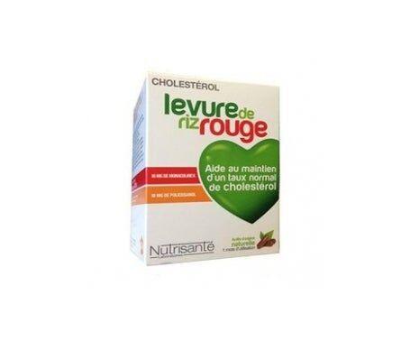 Nutrisante Nutrisanté Levure De Riz Rouge 90 gélules
