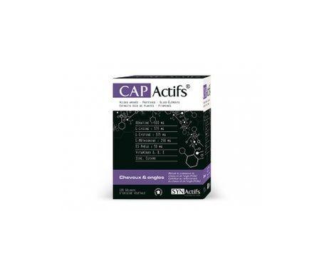 Capactifs SynActifs CapActifs Cheveux 120 gélules