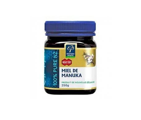 Manuka Health Miel De Manuka mgo 550+ Pot 250g