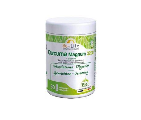 Bio Life Be-Life Curcuma Magnum 60 gélules