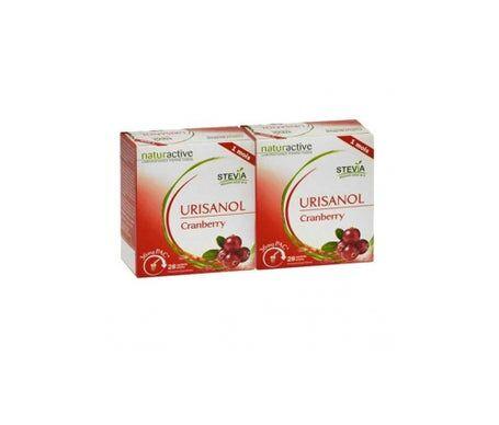 Naturactive Urisanol Stevia Duo Stick 28X2