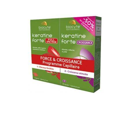 Biocyte Keratine Full Spect+Croiss
