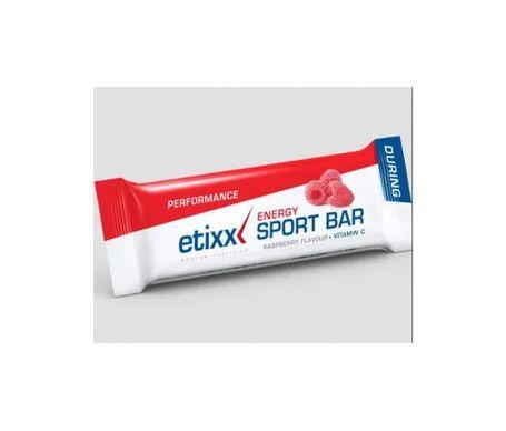 Etixx Energy Sport Barre Citron 12 barres de 40g