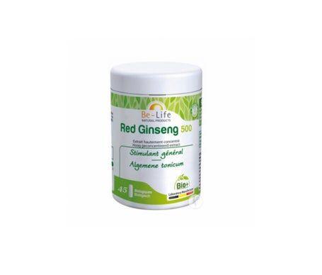 Be-Life Red Ginseng 500 Bio 45 capsules