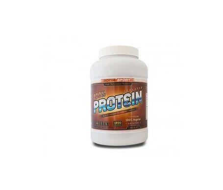 Sotya Proteóna Proteóna de Soja 100% Chocolat 1,8kg