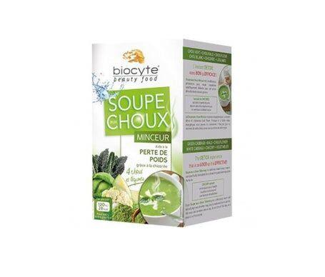 Biocyte Soupe Choux Minceur 108G