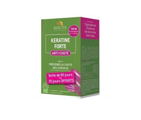 Biocyte Keratine Fort A/Chut Ge120