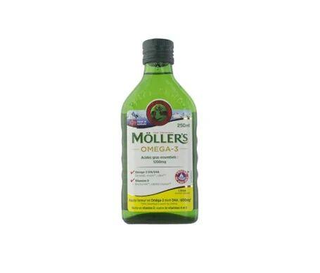 Moller'S Hle Foie Morue Citr 250ml