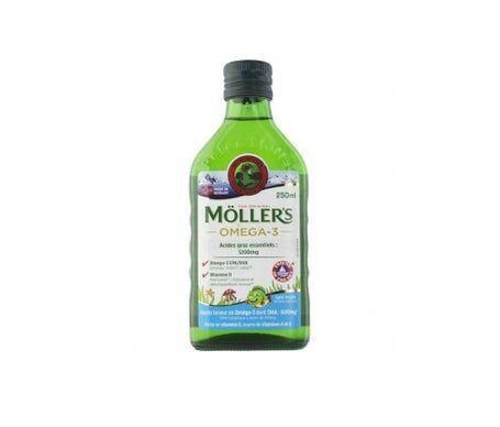 Moller'S Hle Foie Morue Tutti250ml