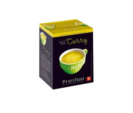 Protifast Soupe Curry X7 Sch