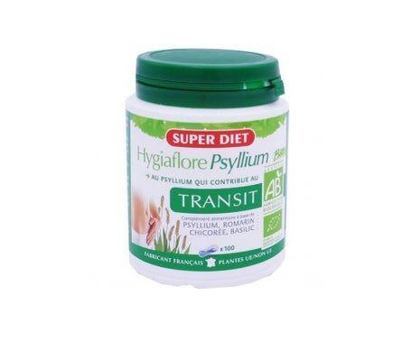 Superdiet Hygiaflore Psyllium Bio Gelul 100
