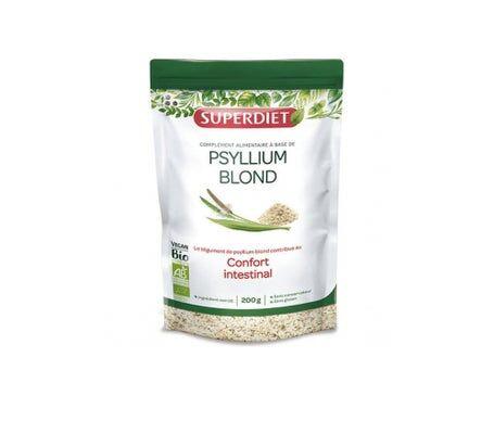 Superdiet Psyllium Blond Bio 200G