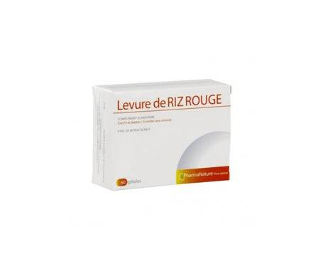 Pharma Nature Lev Riz Rouge Pharma Nature Gelu60