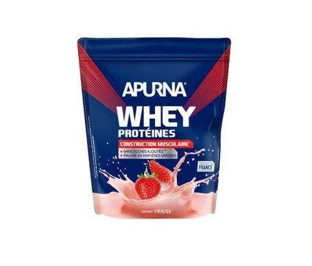 Apurna Whey Proteine Fraise 750g