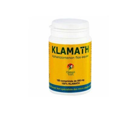 Flamant Vert Klamath 500 Mg 120 Comprimés