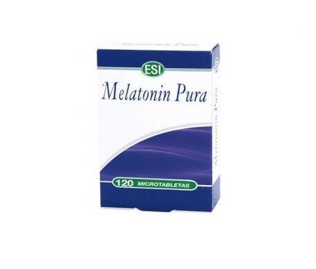 ESI Mélatonine Pura 1mg 120 comprimés