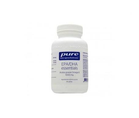 Pure Encapsulations Encapsulations pures EPA/DHA Essentials 90 perles