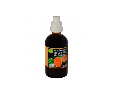 Cien por Cien Natural 100% naturel Bio Bio Extrait de pépins de pamplemousse biologique 50ml