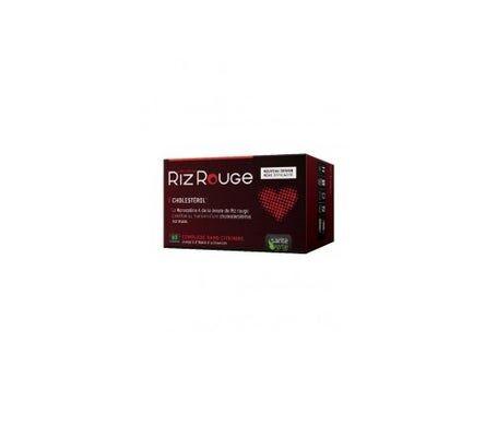 Sante Verte Santé Verte Levure de Riz Rouge 60 comprimés