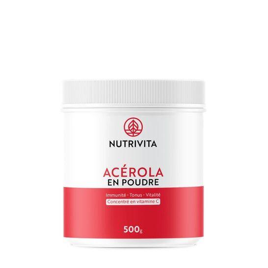 Nutrivita Acérola En Poudre 500g