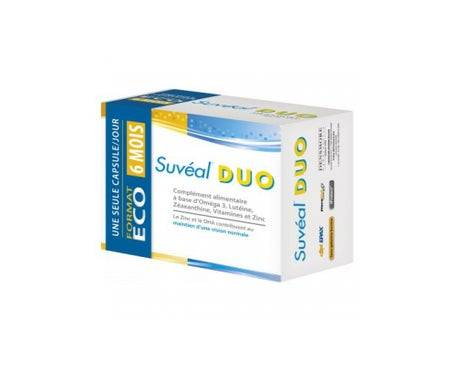Densmore Suveal Duo Format Rco 6 Mois 180 Capsules