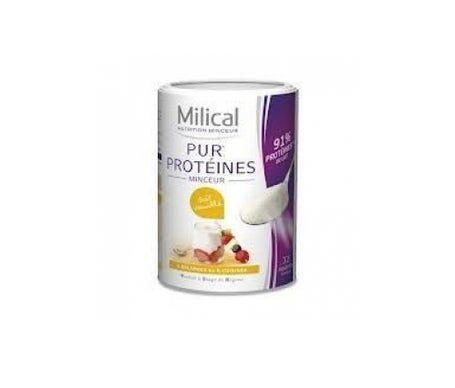 Milical Nutrition Milical Pur Protéines Vanille 400g