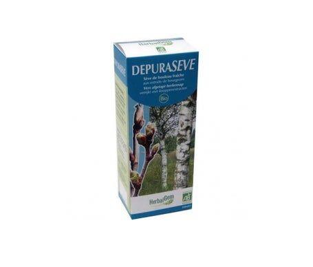 Herbalgem Depuraseve Bio Sp 250mlx2