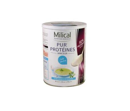 Milical Nutrition Milical Pure Protéines goût Neutre 400g
