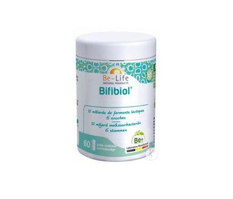 Bio Life Bifibiol 60 gélules