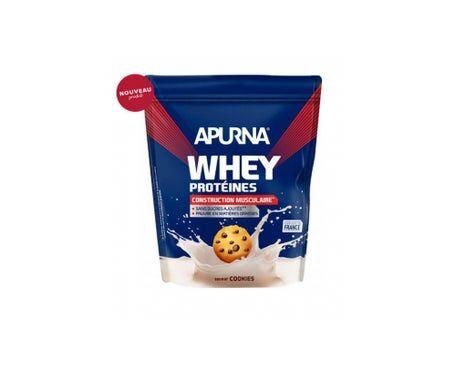 PICOT Apurna Whey Protéines Saveur Cookies 750g
