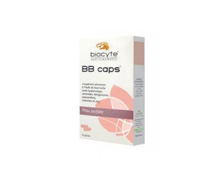 Biocyte Bbcaps Peau Parfaite 60 gélules